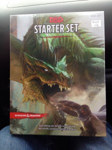 New D&D Starter Set!